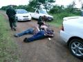 Suspected Rhino Poacher